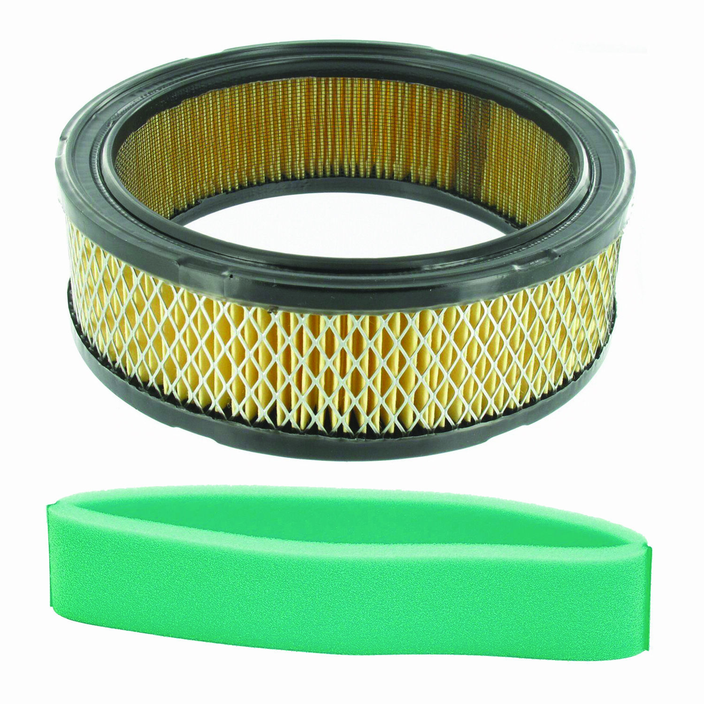 Air Filter Plus Pre-filter for Kohler 235116-s 237421-s John Deere ...