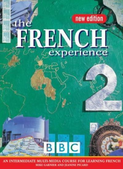 BOOK-The French Experience: Intermediate No.2,Mike Garnier, Jeanine P