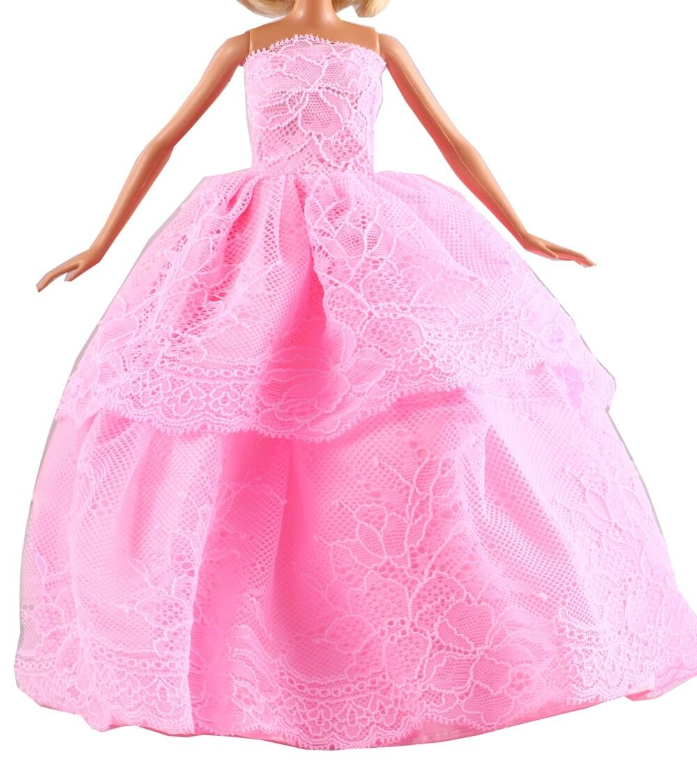 Hot Handwork Soft Princess Party Dress/evening Clothes/gown for ...