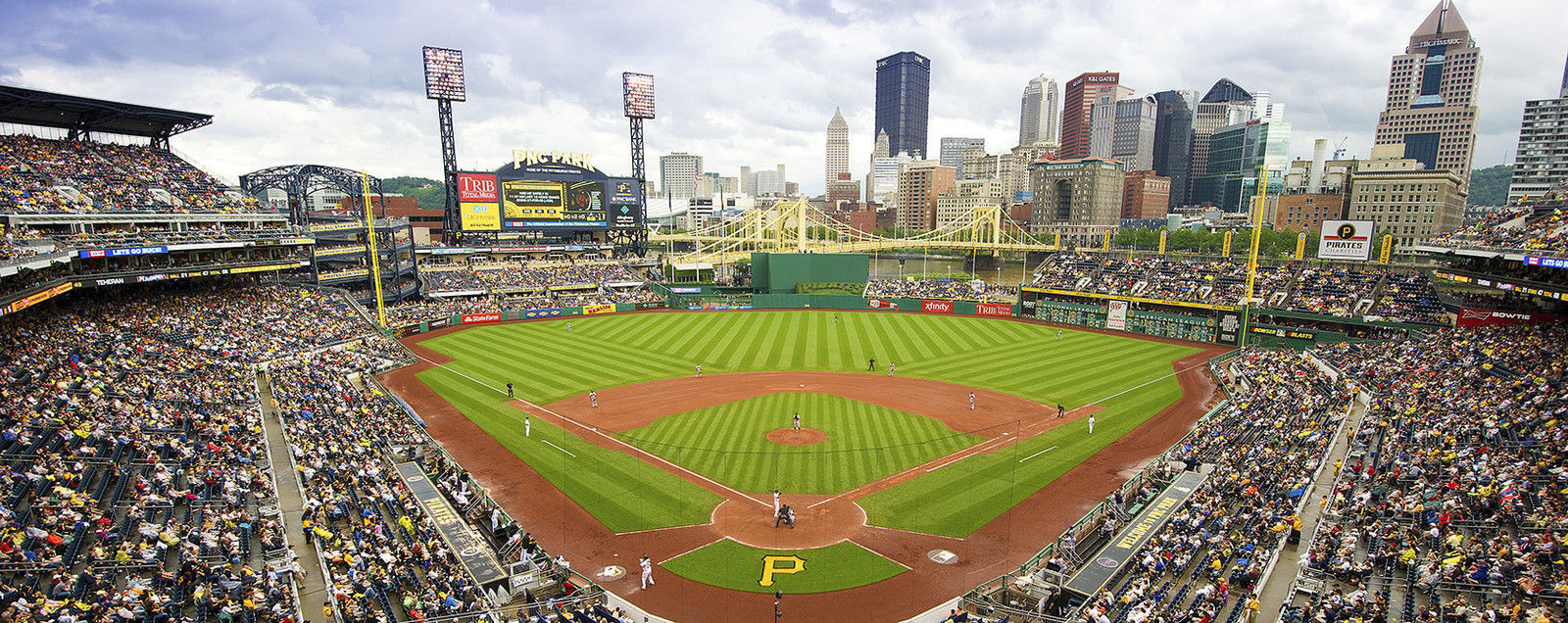 Pittsburgh Pirates Road Games