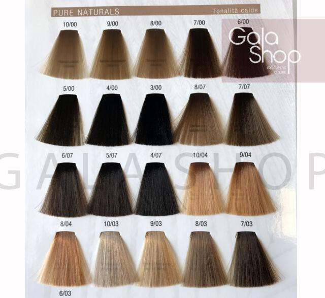 Colore per capelli 6