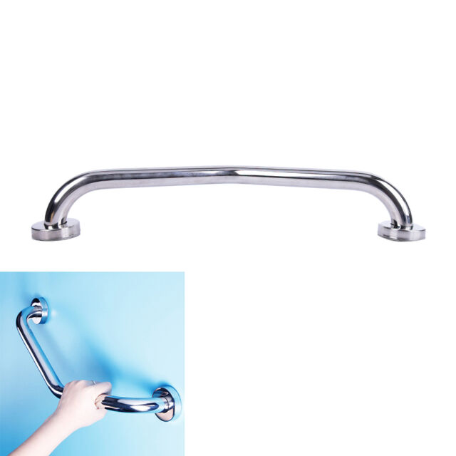 Stainless Steel Bathroom Grab Bar Hand Rail Accessories Safe for ...