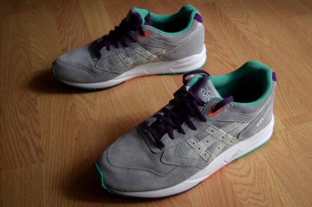 Chaussures De Sport Saga De Gel Asics - Noir TBCvTs3C