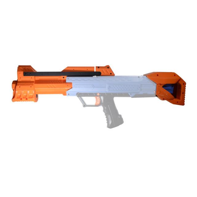 Worker Modification Shoulder Stock kits for Nerf N-Strike Elite Retaliator  (Orange)