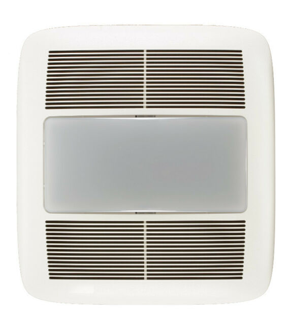 Nutone Bathroom Fan Replacement Grille: NuTone S97018272 Grille And Lens Assembly