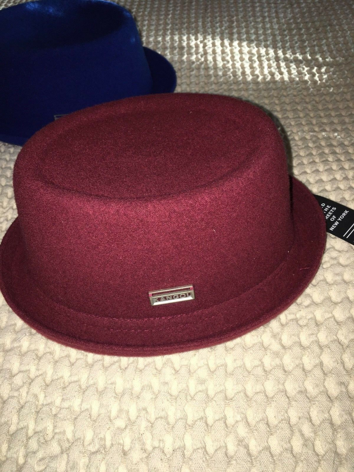 Kangol Hats New York - Parchment N Lead 96c80a417ea