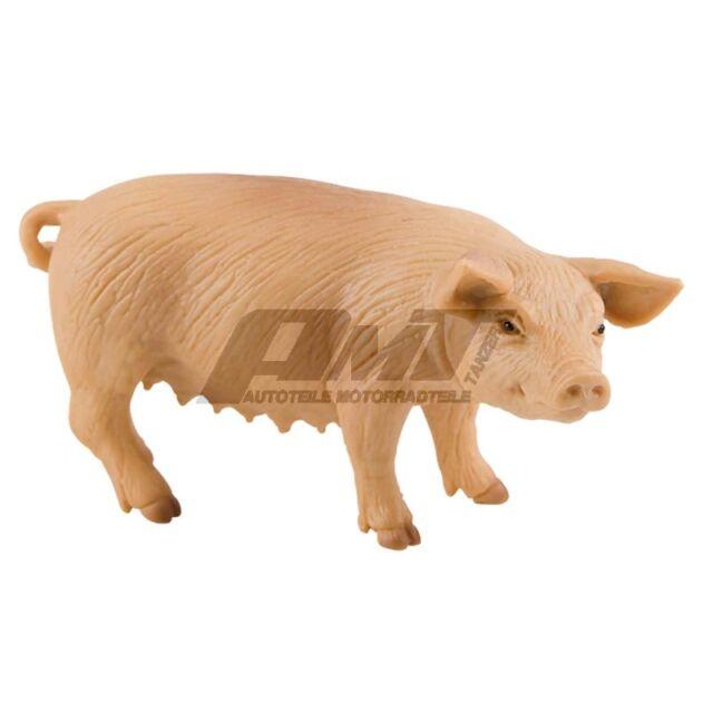 Bullyland 62311 - Spielfigur - Mutterschwein, Circa 10 cm