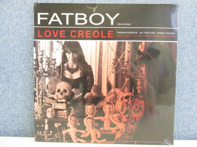 FATBOY- Love Creole LP (NEW 2012 Vinyl) Swedish Rockabilly, Country Rock