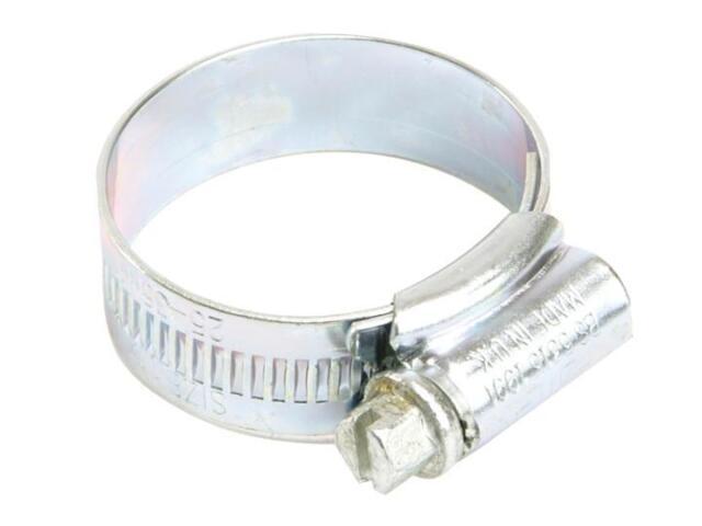 Jubilee M00 Zinc Plated Hose Clip 11mm - 16mm 1/2in - 5/8in