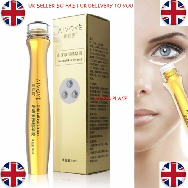 24K Collagen hyaluronic acid Cream Remove Dark Circles Wrinkles Firming Eye