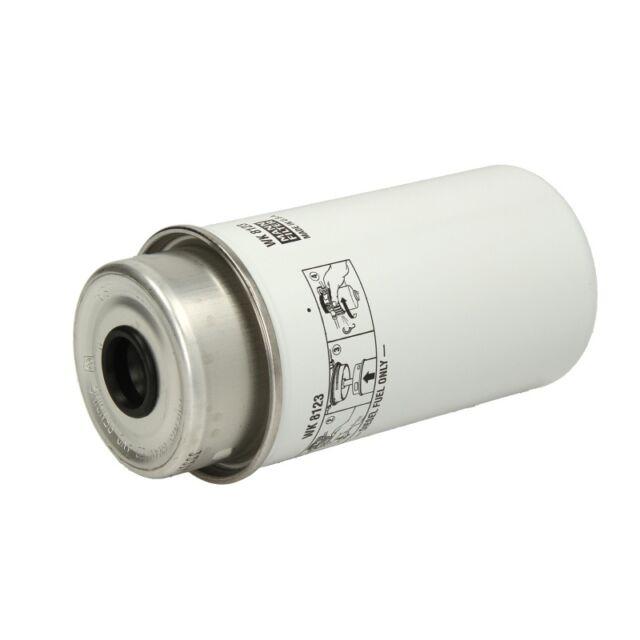Kraftstofffilter MANN FILTER WK 8123