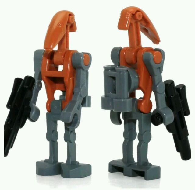 Lego Star Wars Battles 0 30 Apk: Lego Star Wars Minifigure Rocket Battle Droid & Blaster