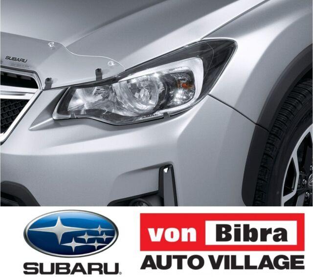 Brand New Genuine Subaru XV & Impreza Headlight Protectors J101AFJ100