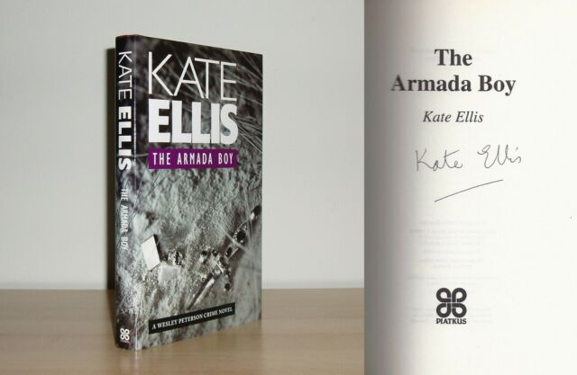 Kate Ellis - The Armada Boy - Signed - 1st/1st
