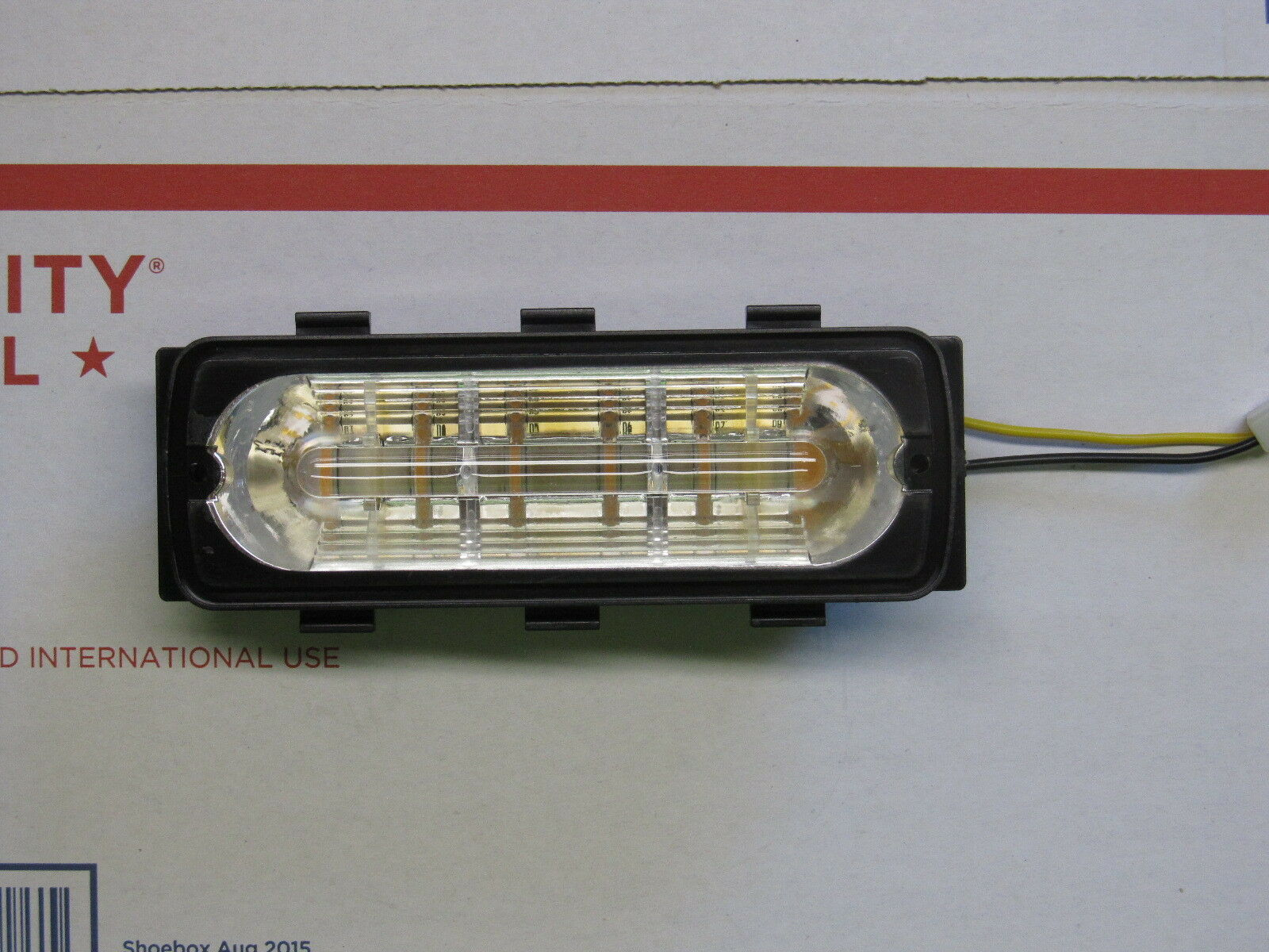 Whelen liberty patriot lfl 500 series lin6a super led lin6 amber picture 1 of 1 sciox Gallery