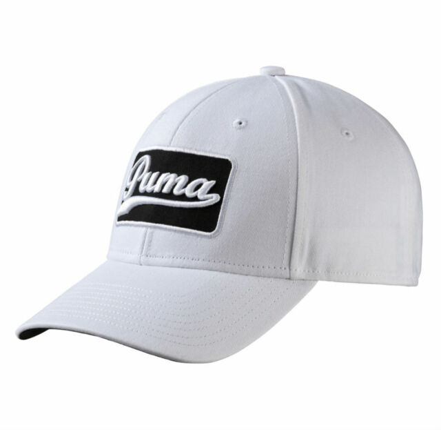2016 PUMA Golf Greenskeeper Cap Color White/black Size Adjustable. About  this product. 17 viewed per 24 hours. PUMA Golf Greenskeeper Adjustable  Golf Hat ...
