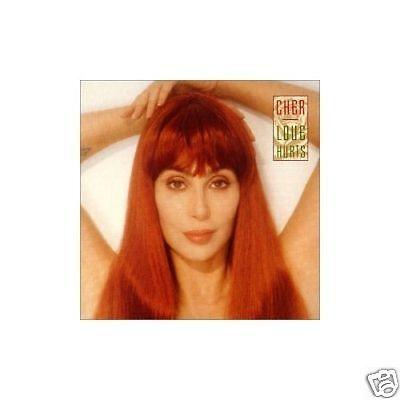 CHER - LOVE HURTS CD D1479