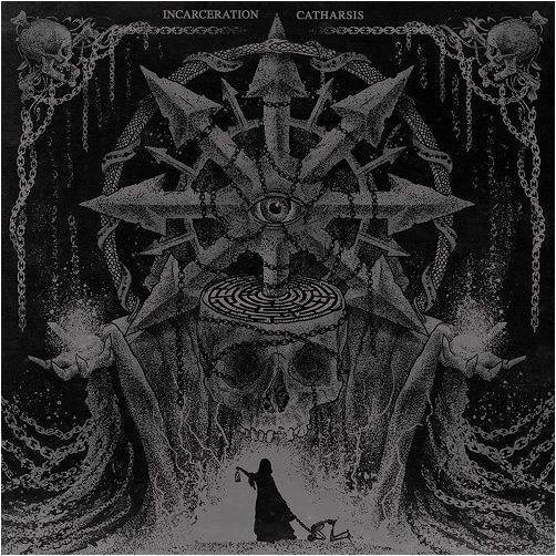 INCARCERATION - Catharsis  [BLACK Vinyl] LP