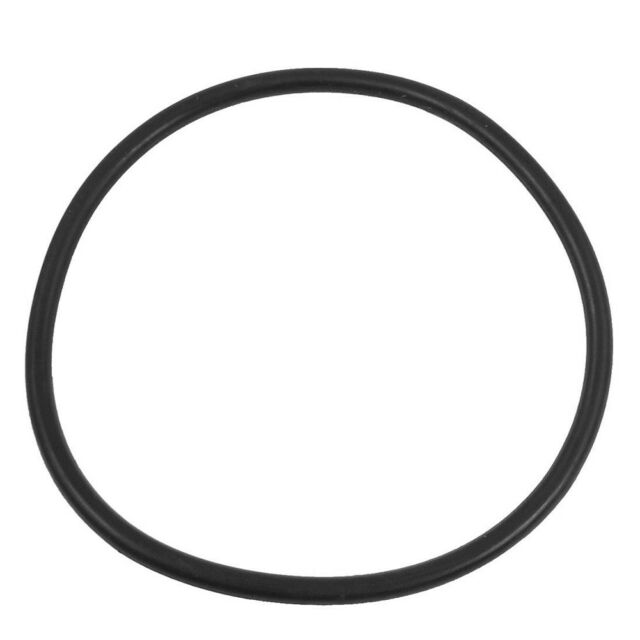 110mm X 5mm Black Rubber Industrial Flexible O Ring Seal Washer A5o6 ...