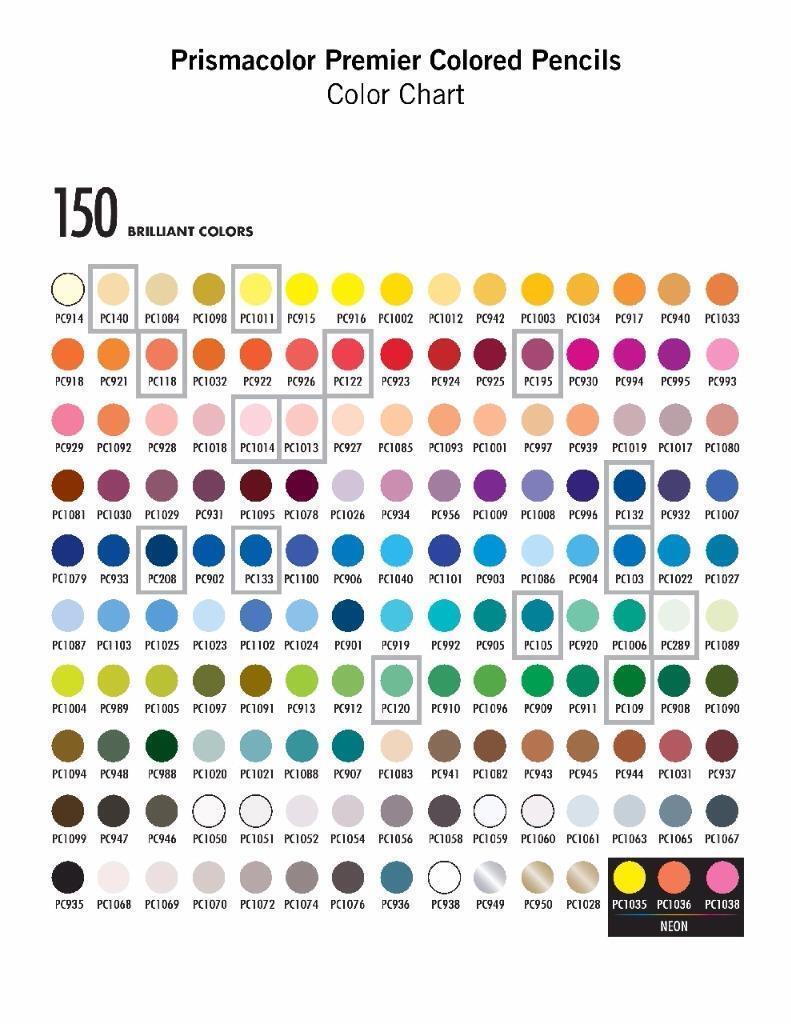 Sanford 3365 prismacolor pc938 premier colored pencil white ebay nvjuhfo Image collections