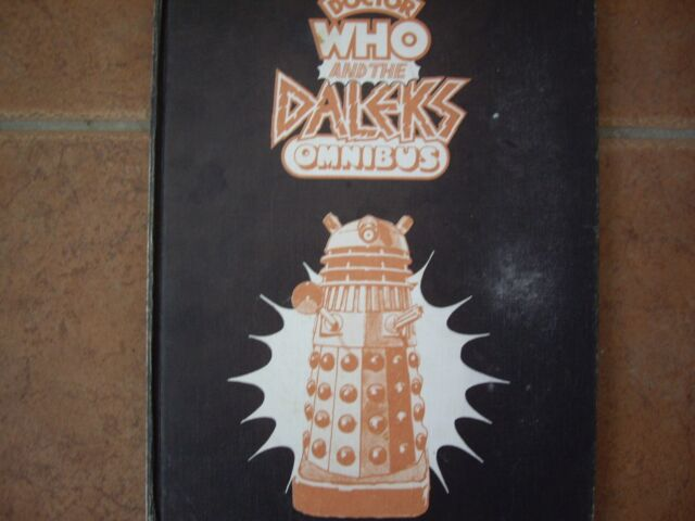 Doctor Who and the Daleks Omnibus 1976 ( ARTUS ) Hardback   Fair Condition
