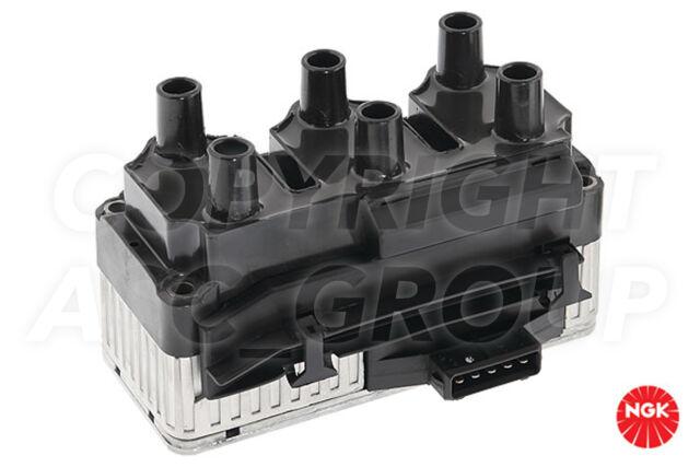 New NGK Ignition Coil For VOLKSWAGEN Corrado 2.9 VR6  1993-95
