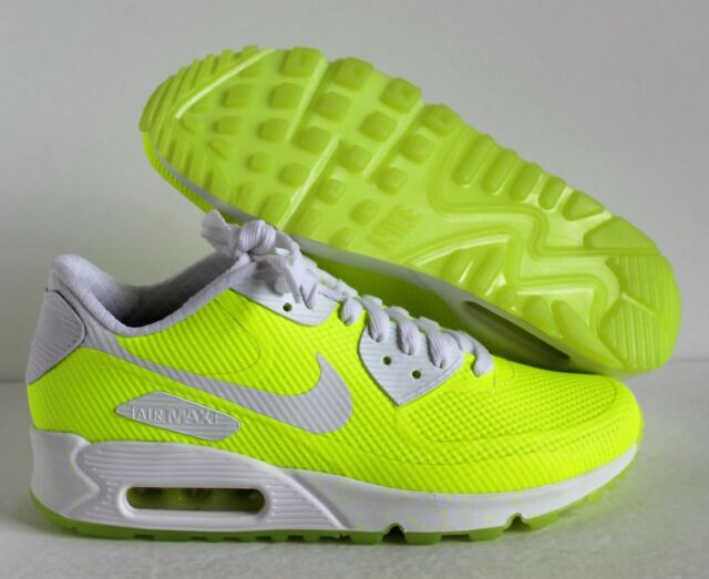 8730c83a22c ... coupon code for nike womens air max 90 hyperfuse premium id volt white  sz 7 822578