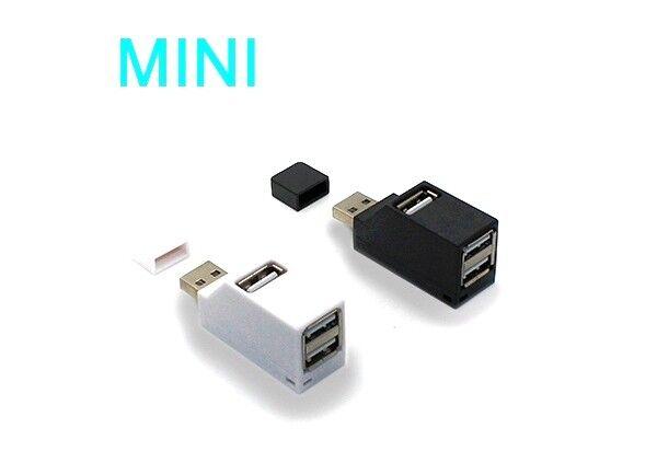 "Posta Pro1 - MICRO HUB USB 2.0 3 PORTE ""DIRECT TOWER"" USB 2.0 MOLTIPLICATORE POR"