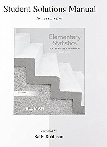 Elementary statistics a step by step approach by allan bluman picture 1 of 1 fandeluxe Image collections