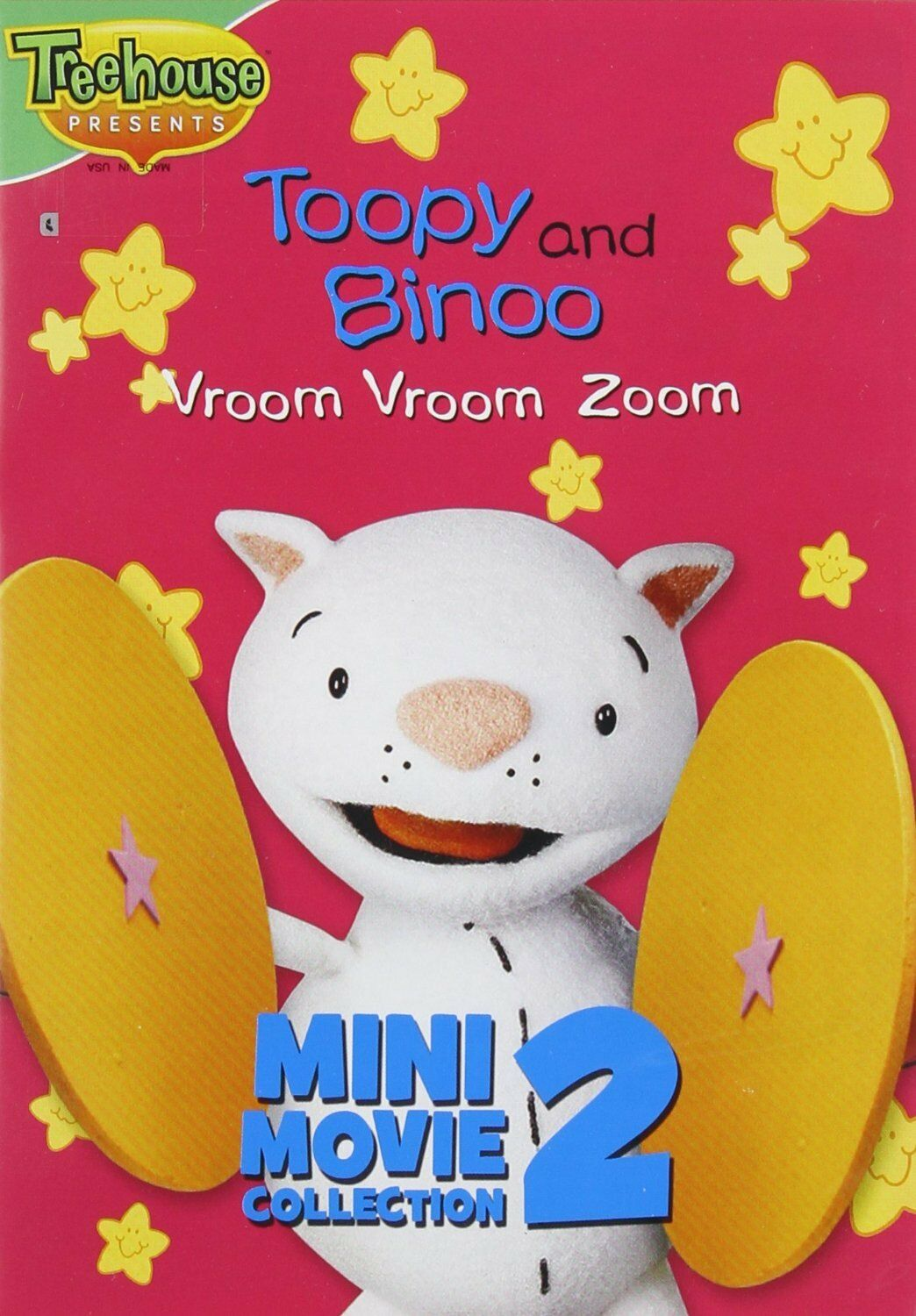 toopy and binoo vroom vroom zoom mini movie collection 2 dvd 2014