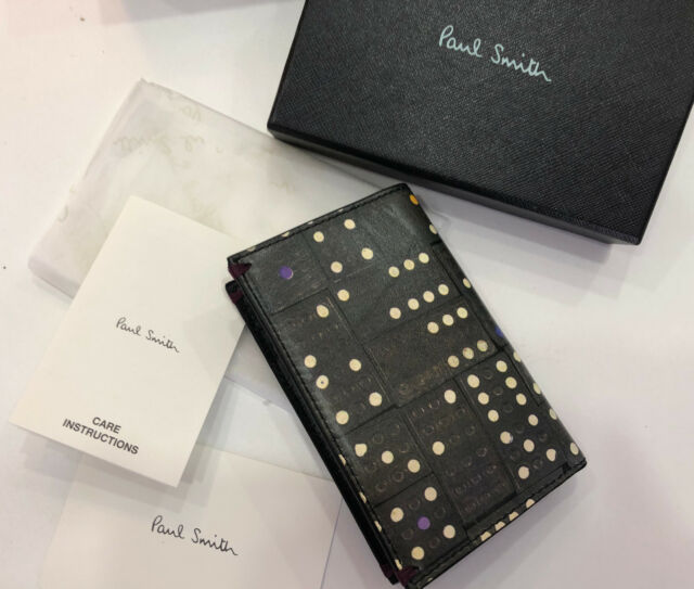 Paul smith ps mens wallet 6x credit business card case ebay paul smith ps mens wallet 6x credit business card case reheart Images