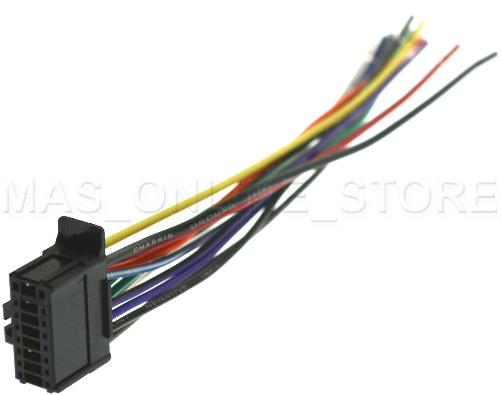 s l1600 wire harness for pioneer deh x9500bhs dehx9500bhs deh x9600bhs pioneer deh-x9600bhs wiring diagram at eliteediting.co