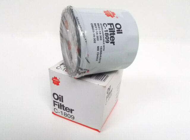 OIL FILTER for YANMAR 2YM15, 3YM20, 3YM30  replaces 119305-35160 & 119305-35151
