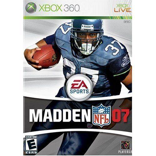 Madden NFL 07 for Microsoft Xbox