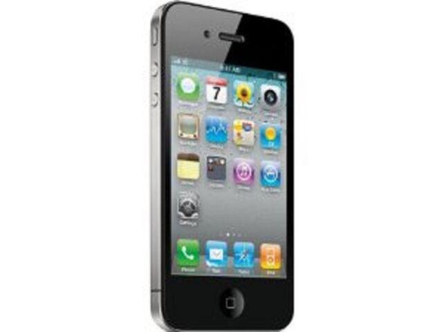 New Apple iPhone 4 AT&T 16GB Smartphone Black