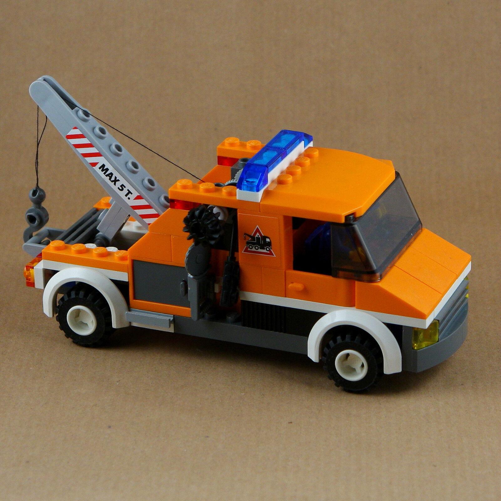 Lego City Traffic Tow Truck 7638