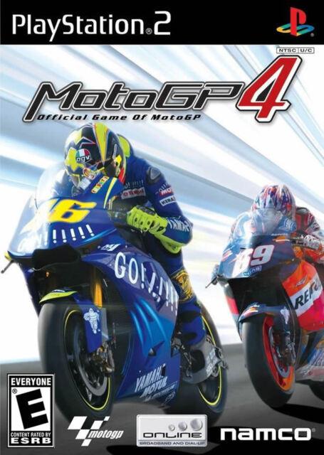 MotoGP 4 (Sony PlayStation 2, 2006) | EBay