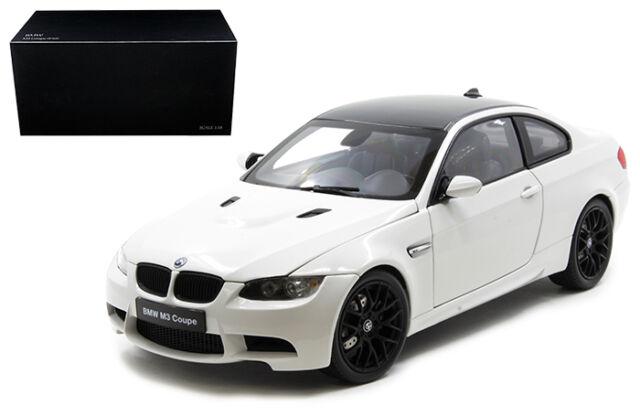 Kyosho BMW M3 E92 M 08734W White 1 18