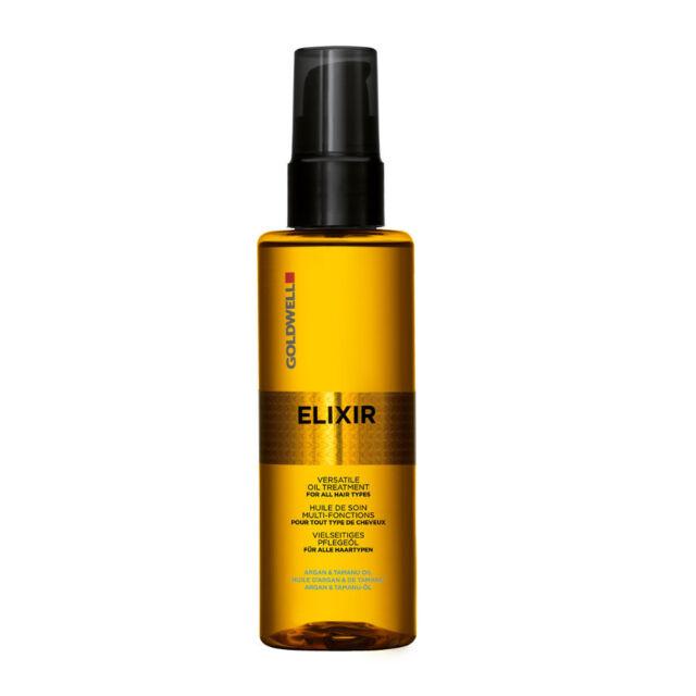 (17,99€/100ml) Goldwell Elixir Oil Treatment Haaröl mit Arganöl für mehr Glanz