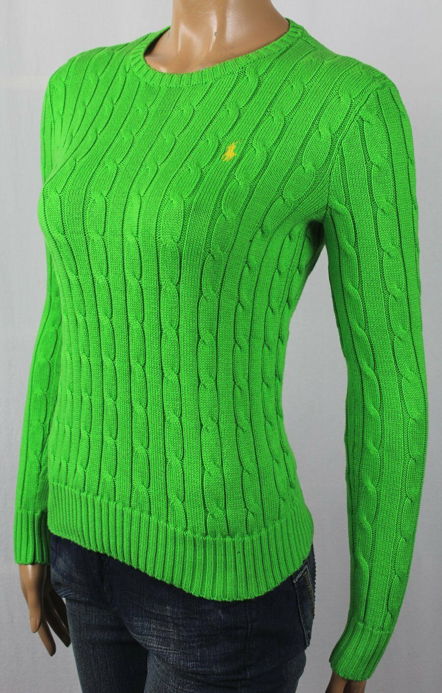 Green Sweater Womens Her Sweater
