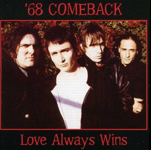 '68 Comeback - Love Always Wins [New CD]