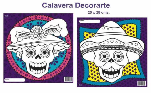 Coloring Book CATRINA Day of The Dead Dia De Los Muertos Awesome | eBay