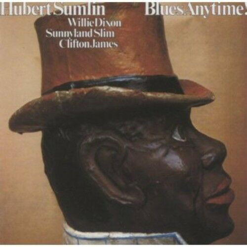 Hubert Sumlin - Blues Anytime ! [New CD] Germany - Import