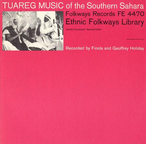 Various Artists - Tuareg Southern Sahara / Various [New CD]
