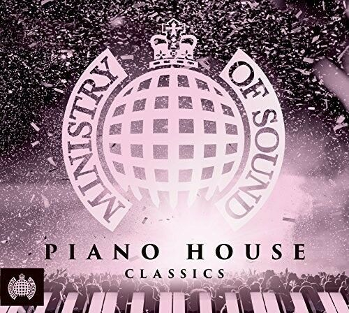 Various Artists - Ministry Of Sound: Piano House Classics / Various [New CD] UK