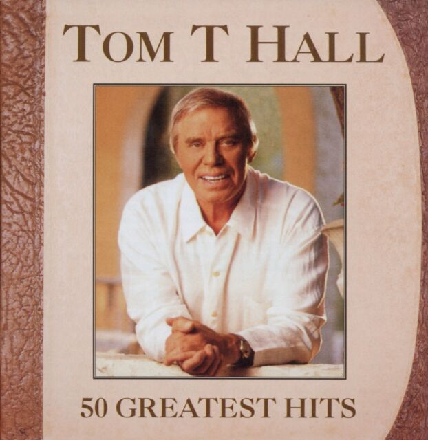 Hall Tom T - 50 Greatest Hits