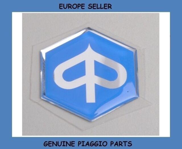 Piaggio Zip 50 2T / Piaggio Zip 50 4T 2006 - On Genuine Piaggio Badge Sticker