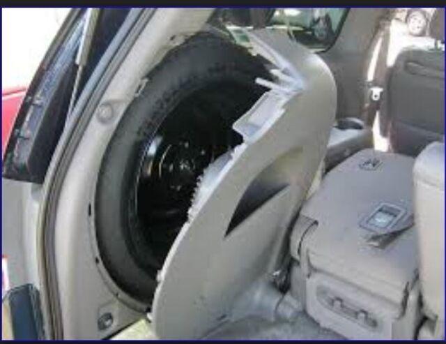 2005 2010 Honda Odyssey Mounted Spare Tire Kit Oem Genuine Ebayrhebay: 2005 Honda Odyssey Spare Tire Location At Elf-jo.com