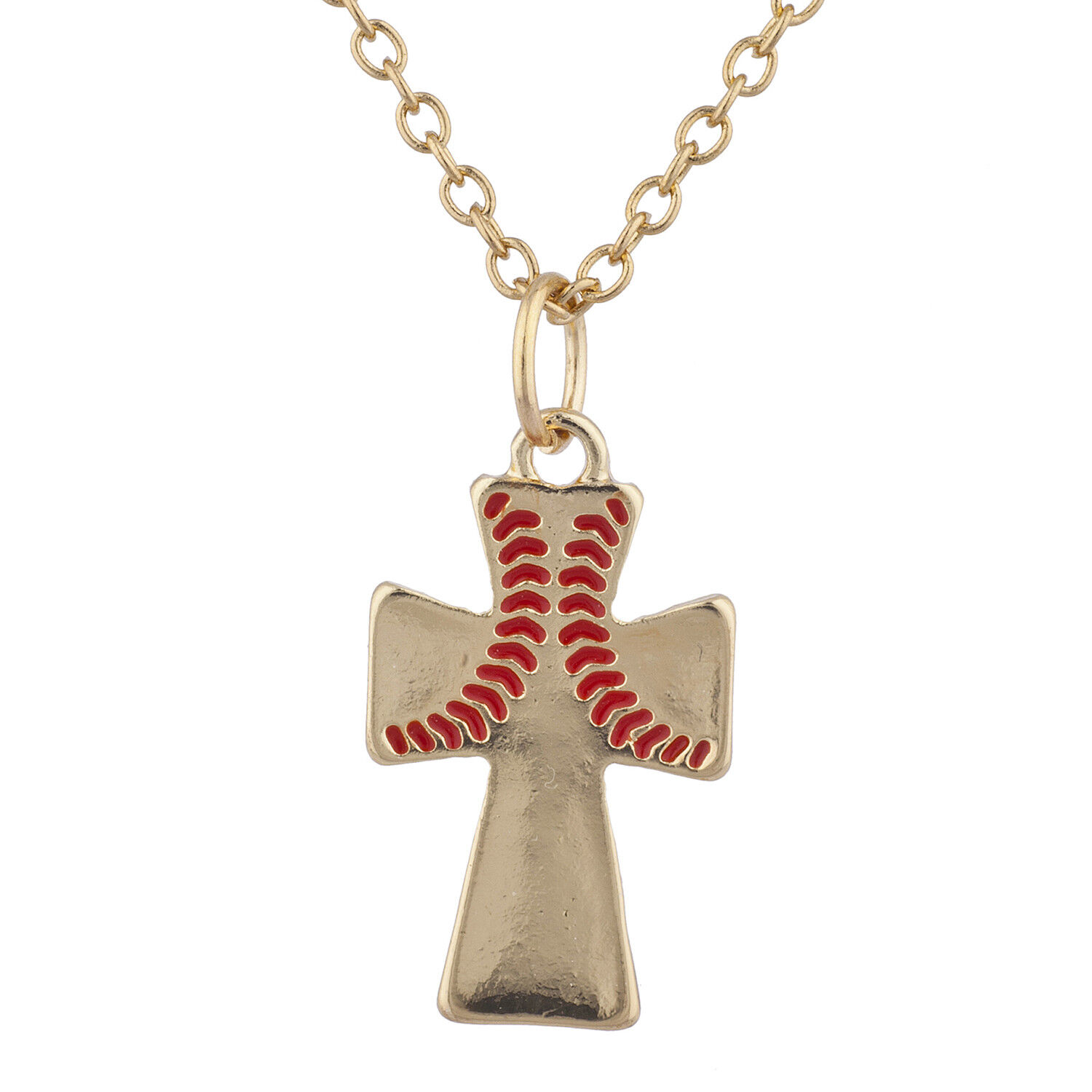 the leather necklace baseball co pendant product flatbill