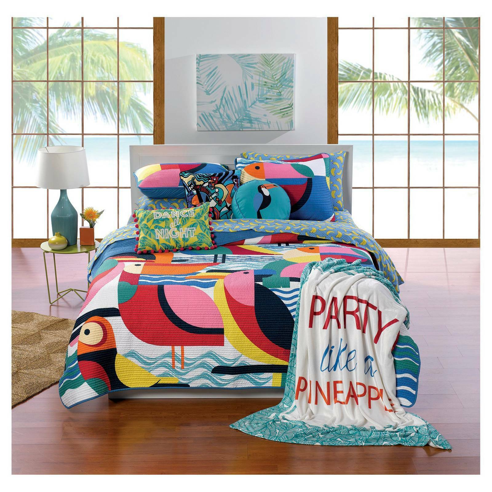 size beach tropicalding quilt photo dazzling bedding queen fiji unique by marvelous tropicaln bedroom cozy full sets croscill comforter for tropical themed